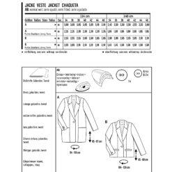 Burda Sewing Pattern 6463