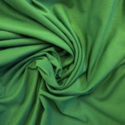 green t-shirting