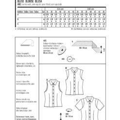 Burda Sewing Pattern 6527
