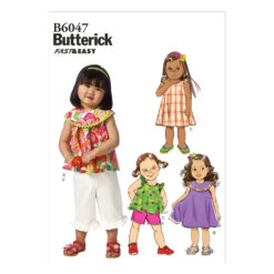 Children Clothes Sewing Patterns