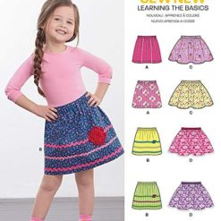 Toddlers Clothes Sewing Patterns