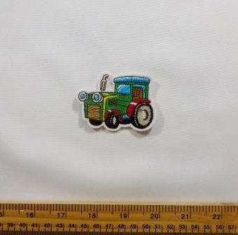 Multi Coloured Tractor