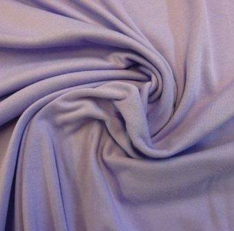 Plain T-Shirting Lilac