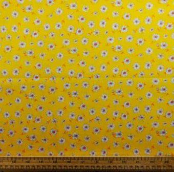 Danish Daisy Yellow