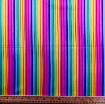 Happy Rainbow Stripe