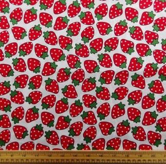 Strawberry Squash White