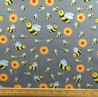 Bees Grey