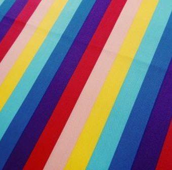 Seaside Stripe Teal