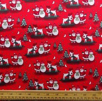 Mini Reindeer Red