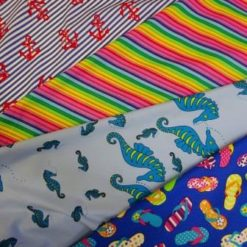 Patterned Cotton Fabric