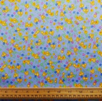 Jelly Tots Posie Blue/Yellow
