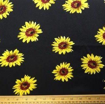 Sunflower Sally Black