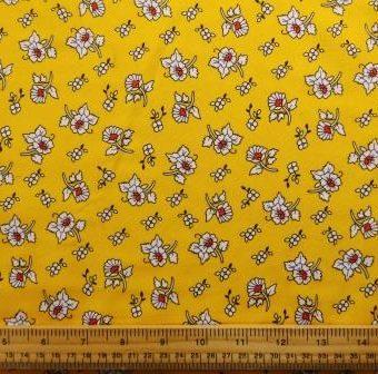 Tea Flower Yellow