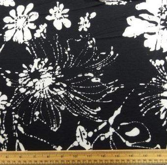 Dandelion Burst Black
