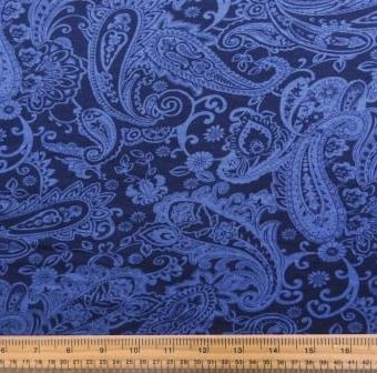 Paisley Share The Love Blue