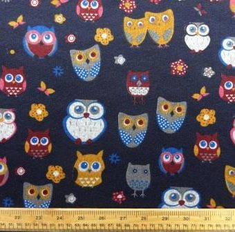 Oscar The Owl Navy