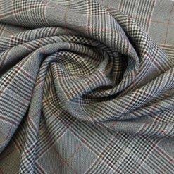 prince of wales plaid fabric