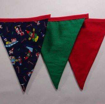 Elf On The Shelf Navy/Green/Red